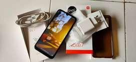 Redmi Note 7 Seperti Baru Pemakain Apik