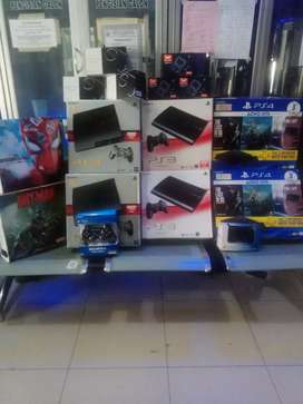 PS3 slim 160gb fullset