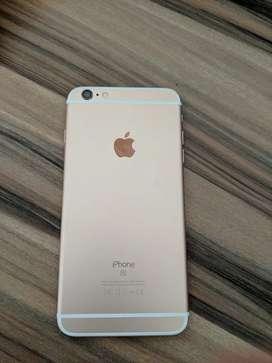 iPhone 6SPlus 64GB Gold Colour.