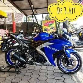 Yamaha R25 Blue Race Edition 2017,N Malang Asli Istimewa,Mustika Motor
