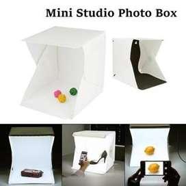 Mini Photo Studio Box Portable