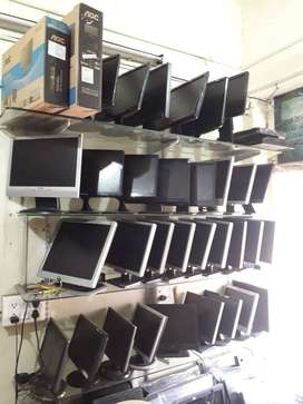 LCD Monitors for CCTV & COmputers Quantity available here at best pric