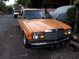 Mercedes-benz 2.8 AT(D)1980 USA style terawat istimewa