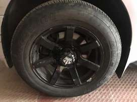 Alloy wheels  for sell