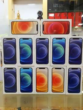Iphone 12 128gb brand new sealed with warranty