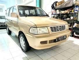 Kijang LSX Diesel/Solar 2002 ISTIMEWA FullOri#KIM Panther LV 2001/2003