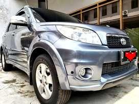 Toyota Rush manual TRD Sportivo th 2012/2013 bersih terawat pjk full