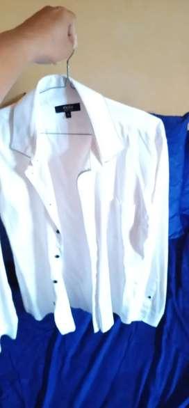 Kemeja putih cole