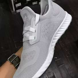 "Original Adidas edge lux clima bounce continental  ""Grey White"" BNIB"