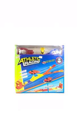 Athletic Racing Balap Track set