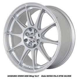 For Sale Velg Mobil Type MODUNG H1090 HSR R16 Gratis Ongkir