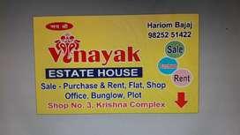2 bhk flat rent in adajan nr Maduvan Circul