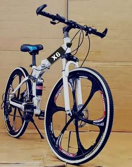 FOLDING CYCLES 21_GEARS HIGH SPEED CYCLE