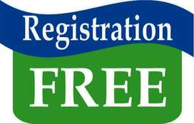Free Registration Data Entry Jobs - Daily payment Available