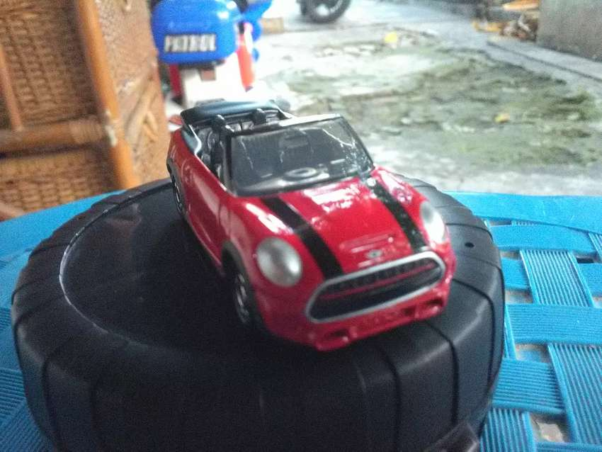 Tomica Mini Cooper jcw 0
