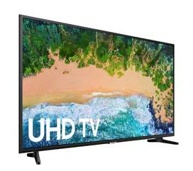"""Great big deal 55"""" 4k full UHD LED TV with Bluetooth on sale Box pack"""