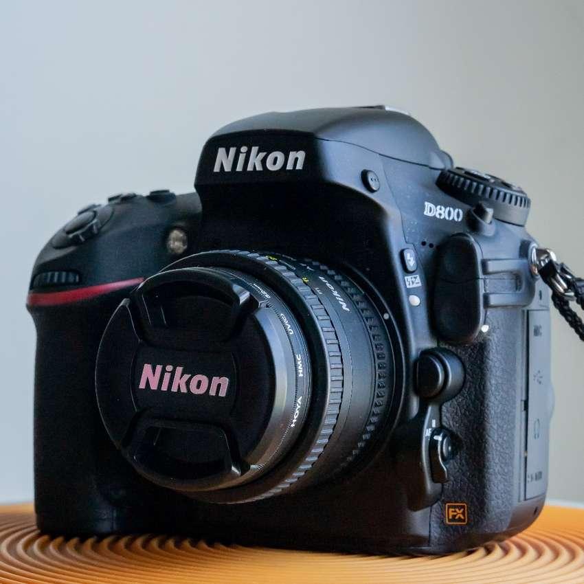 Nikon D800 BONUS Nikkor AF D / AFD 50mm F1.8 0