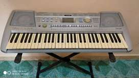 Keyboard Yamaha PSR-290 & Sound Verite VRK-200