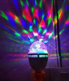Lampu disco led BARU