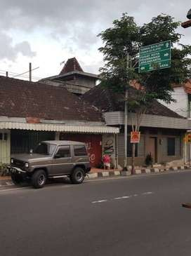 (AN) Ruang Usaha dan Tempat Tinggal Lokasi strategis di Kota Klaten