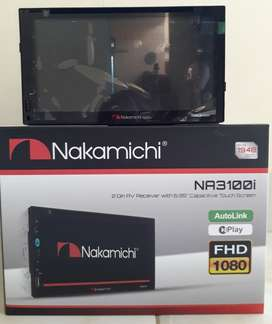 Double din Nakamichi NA3100i iphone / android autolink