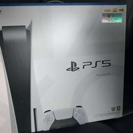 Sony Playstation 5 PS5 disk version