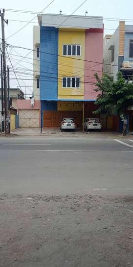 Dijual Ruko bekas  Kantor Di daerah Bilal Ujung - krakatau -pancing