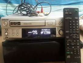 Sony VCD For Sale Model MCE-S78K Made In Malaysia With Original Remote