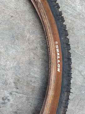 Ban sepeda swallow deli tire ukuran 26x2