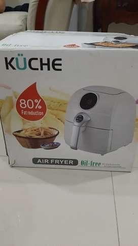 BNOB air fryer Kuche K800D black (nego)