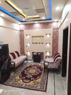 2 bed lounge full furnished