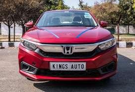 Honda Amaze S Option CVT i-VTEC, 2019, Petrol