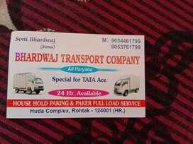 Bhardwaj tempo service