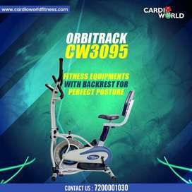 New year offer on Back Support Orbitreck