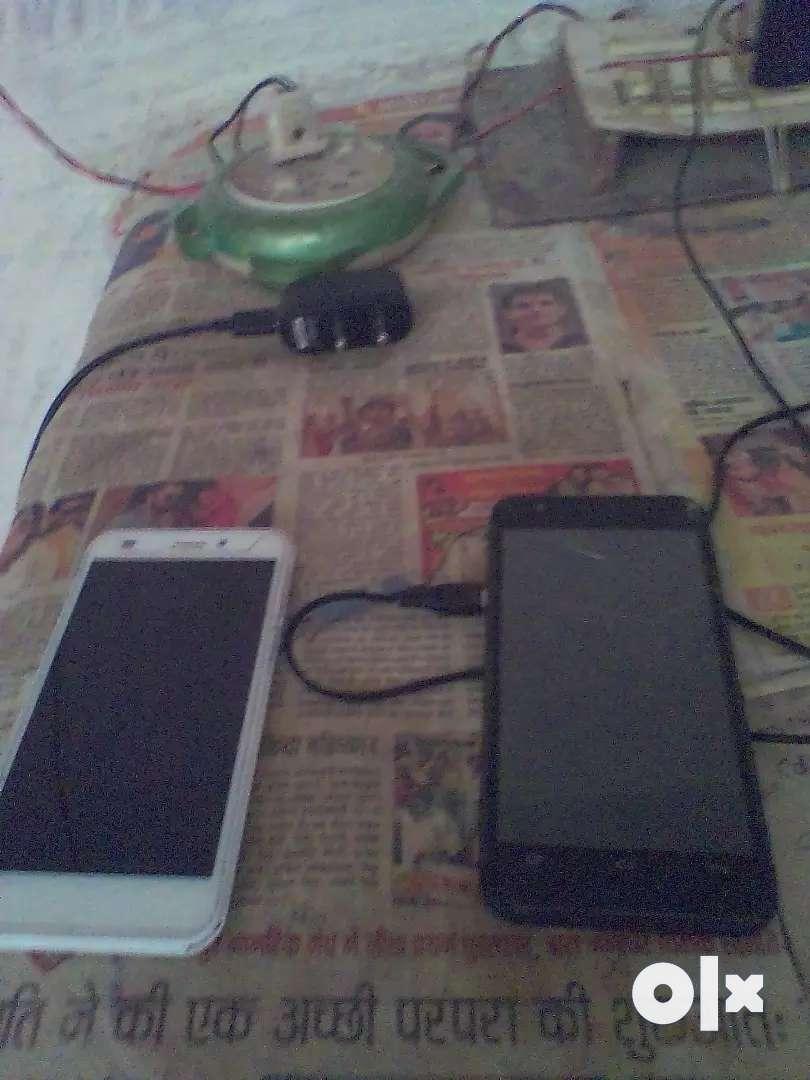 Intex Lyf mobile 0