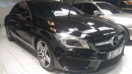 Mercy CLA 200 Sport At CKD 2015 Dp Minim