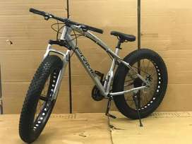 BRAND NEW IMPORTED FAT TYRE CYCLE (EMI AVAILABLE 0% DOWNPAYMENT)