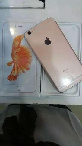 RESMI IBOX Iphone 6S Plus 32Gb TT Dp Bisa Juga Pkai Hp Bekas