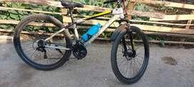 Tornado bicycle