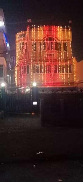 For rent in shyam nagar d block
