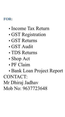 Gst and accounting service provider