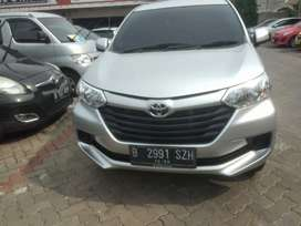Toyota Avanza 1,3E At'17 Kredit 115jt pjk pjng km46rb