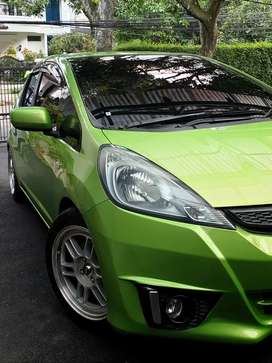 Honda Jazz 2011 S M/T