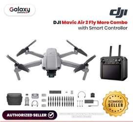 Kredit DJI Mavic Air 2 Fly More Combo with Smart Controller