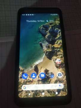 Google Pixel 2xl 64Gb (black) (15 month warranty left)