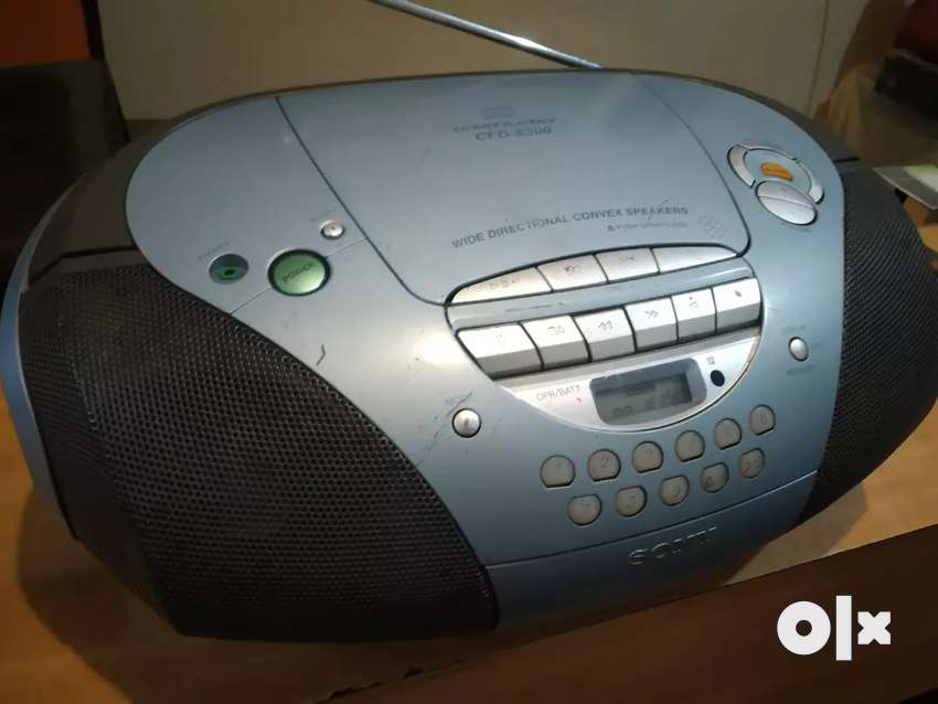 Sony boombox radio