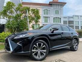Lexus RX300 Luxury 2018 Nik18 New Profile Black Km9000 2TV Wrnty5Thn