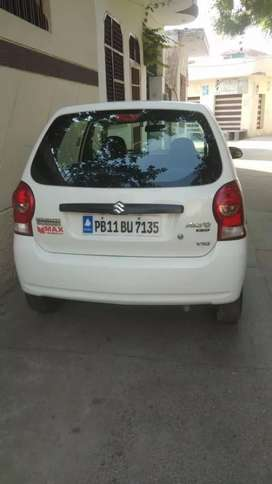 New brand condition car