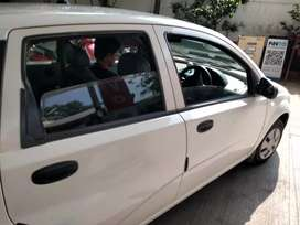 Chervolet Aveo 2009 model, Excellent condition with CNG