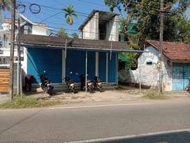 1000 SQ.FT COMMERCIAL BUILDING FOR SALE AT VYPIN-BUS ROUTE FRONTAGE-GR